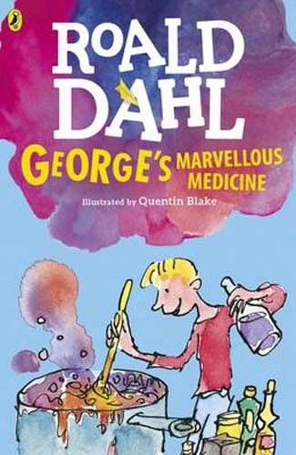 George's Marvellous Medicine - Pack of 6 Badger Learning