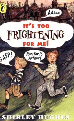 It's Too Frightening For Me! - Pack of 6 Badger Learning