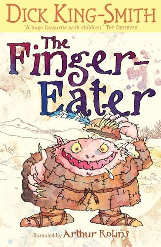 The Finger Eater - Pack of 6 Badger Learning