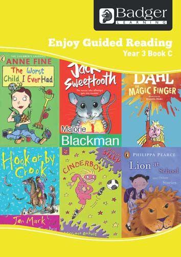 Enjoy Guided Reading Year 3 Book C Teacher Book & CD Badger Learning