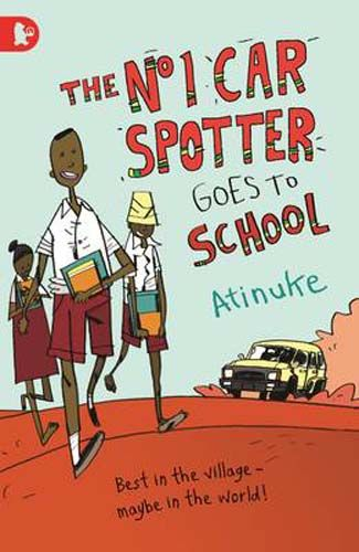 The No. 1 Car Spotter Goes to School - Pack of 6 Badger Learning