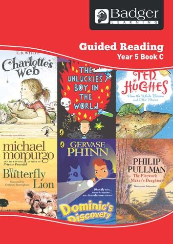 Enjoy Guided Reading Year 5 Book C Teacher Book & CD Badger Learning
