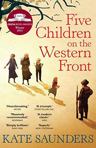 Five Children and the Western Front - Pack of 6 Badger Learning