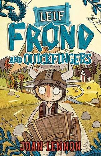 Leif Frond and Quickfingers - Pack of 6 Badger Learning