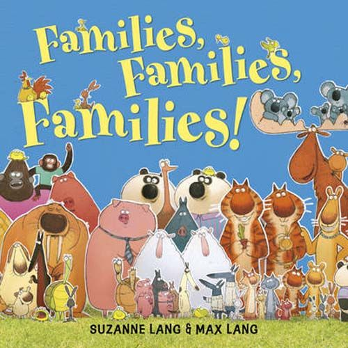 Families, Families, Families! - Pack of 6 Badger Learning