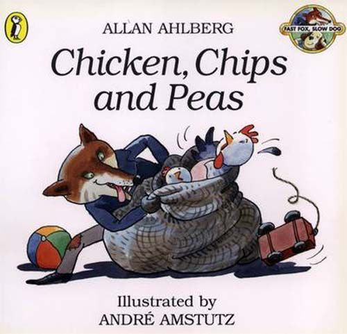 Chicken, Chips & Peas - Pack of 6 Badger Learning