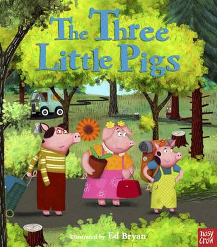 The Three Little Pigs - Pack of 6 Badger Learning