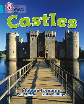 Castles: Band 07/Turquoise Badger Learning