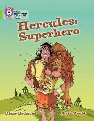 Hercules: Superhero Badger Learning