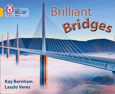 Brilliant Bridges: Band 09/Gold (Collins Big Cat) Badger Learning