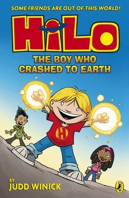 Hilo: The Boy Who Crashed to Earth Badger Learning