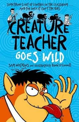 Creature Teacher Goes Wild Badger Learning