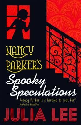 Nancy Parker's Spooky Speculations Badger Learning