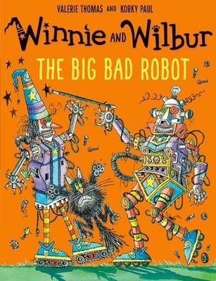 Winnie and Wilbur: The Big Bad Robot Badger Learning