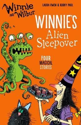 Winnie and Wilbur: Winnie's Alien Sleepover Badger Learning