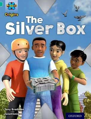 Project X Origins: Turquoise Book Band, Oxford Level 7: Discovery: The Silver Box Badger Learning