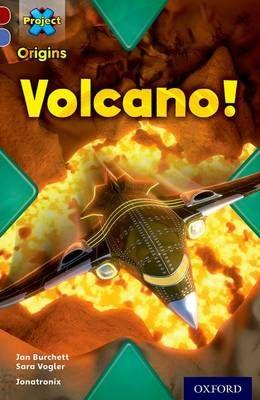 Volcano! Badger Learning