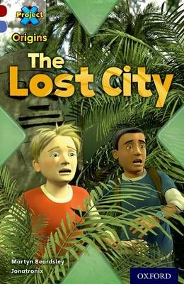 Lost City Badger Learning