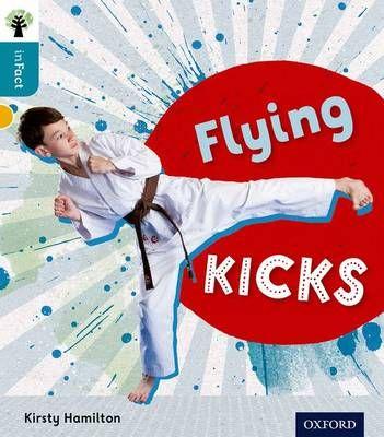 Flying Kicks Badger Learning