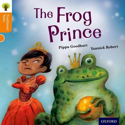 The Frog Prince Badger Learning