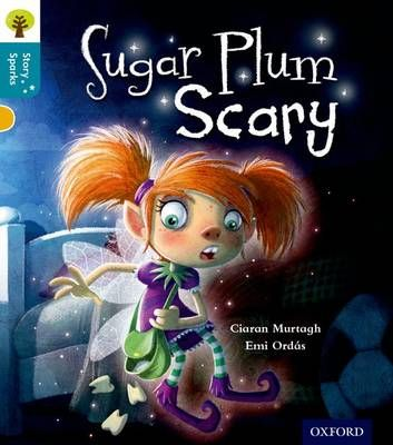 Oxford Reading Tree Story Sparks: Oxford Level 9: Sugar Plum Scary Badger Learning