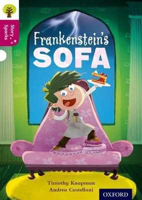 Oxford Reading Tree Story Sparks: Oxford Level 10: Frankenstein's Sofa Badger Learning