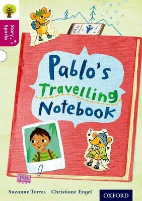 Pablo's Travelling Notebook Badger Learning