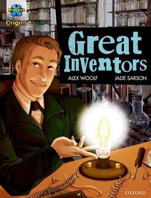 Great Inventors Badger Learning