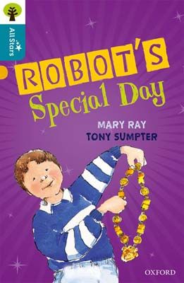 Robot's Special Day Badger Learning