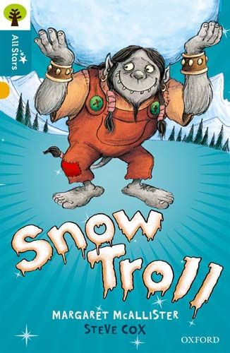 Snow Troll Badger Learning