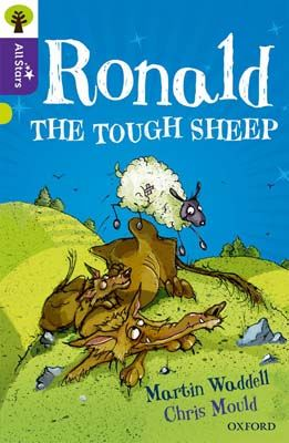Ronald the Tough Sheep Badger Learning
