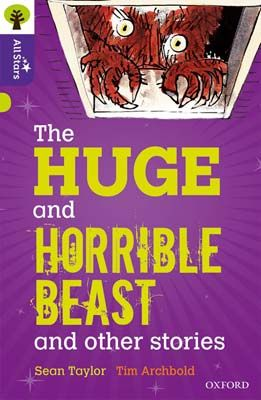 The Huge & Horrible Beast Badger Learning