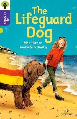 Lifeguard Dog Badger Learning