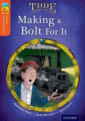 Making a Bolt for it Badger Learning