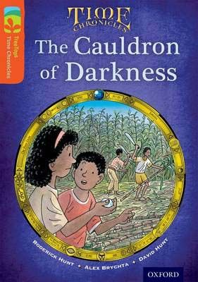 The Cauldron of Darkness Badger Learning