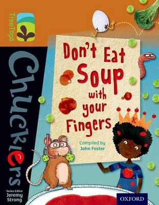 Don't Eat Soup with your Fingers Badger Learning