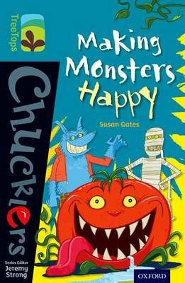 Making Monsters Happy Badger Learning