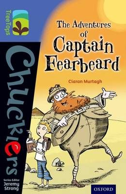The Adventures of Captain Fearbeard Badger Learning