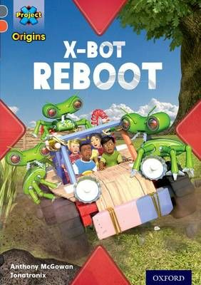 Shocking Science: X-Bot Reboot Badger Learning
