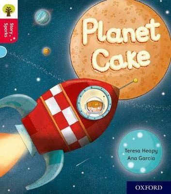 Planet Cake Badger Learning