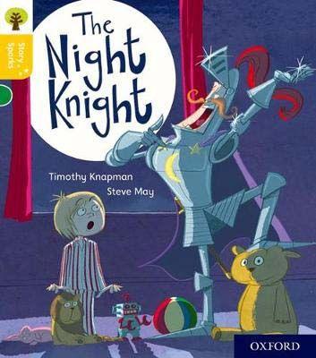 Night Knight Badger Learning