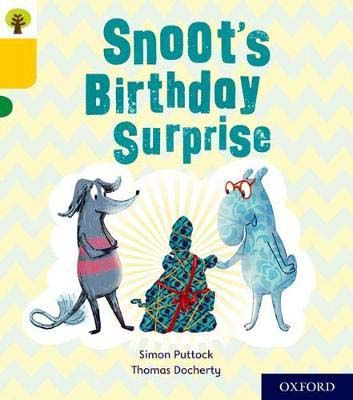 Snoots Birthday Badger Learning