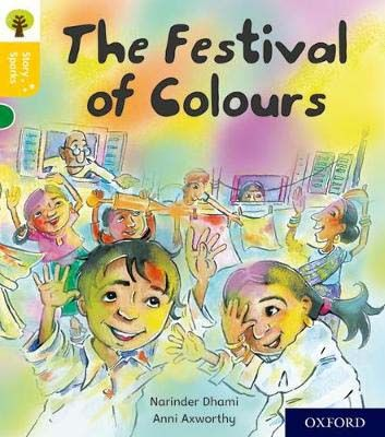 Festival of Colours Badger Learning