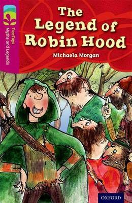 The Legend of Robin Hood Badger Learning