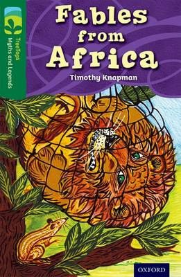 Fables from Africa Badger Learning