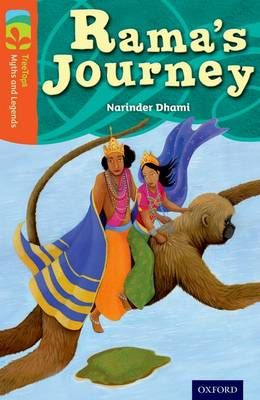 Rama's Journey Badger Learning