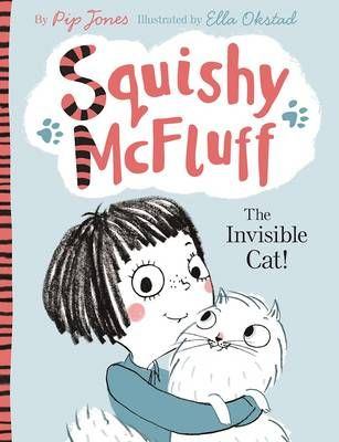 Squishy McFluff: The Invisible Cat Badger Learning
