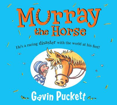 Murray the Horse Badger Learning