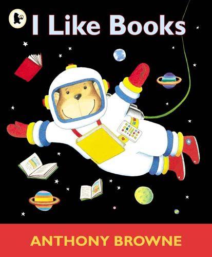 I Like Books Badger Learning