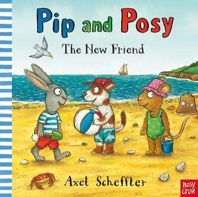 Pip and Posy: The New Friend Badger Learning